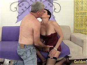 Mature Milf Seduces Young Guy 'milf seduces boy'